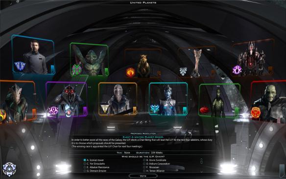 《银河文明3》游戏截图2