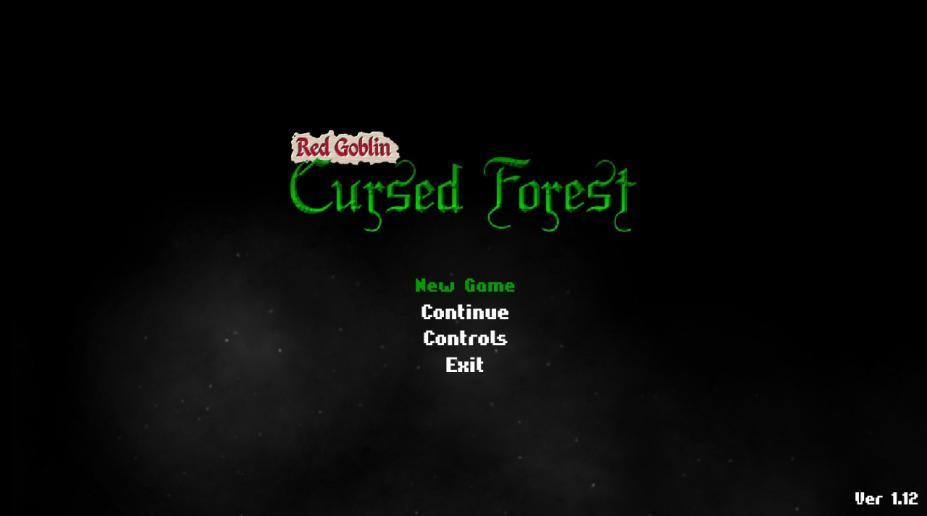 《红色哥布林:被诅咒的森林》游戏截图