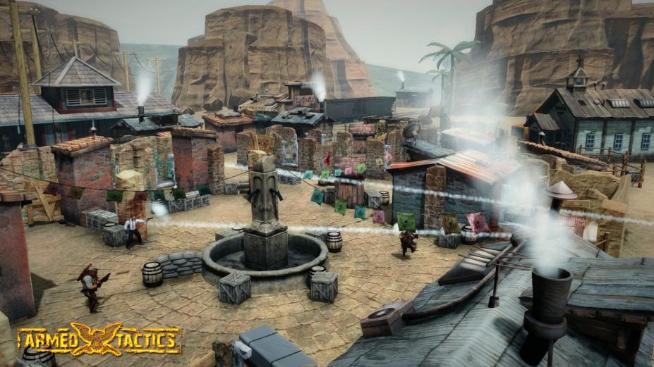 《武装战术》游戏截图
