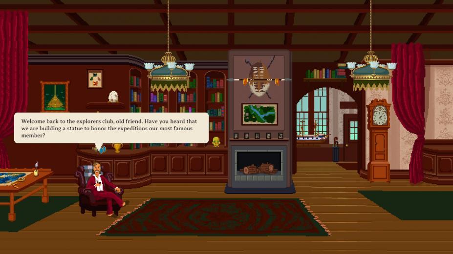 《奇妙探险》游戏截图