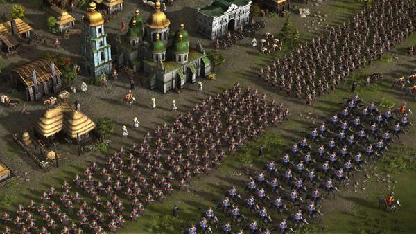 《哥萨克3》游戏截图