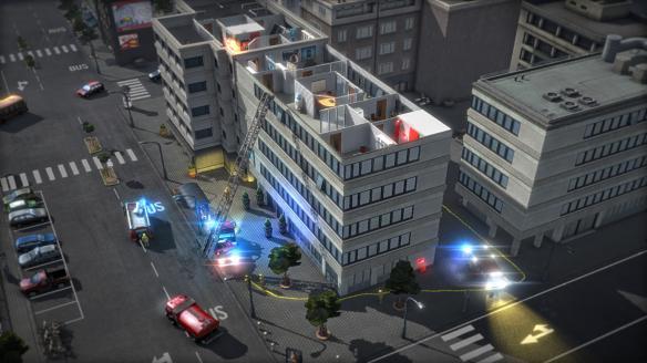 《救援行动2:全职英雄》游戏截图2