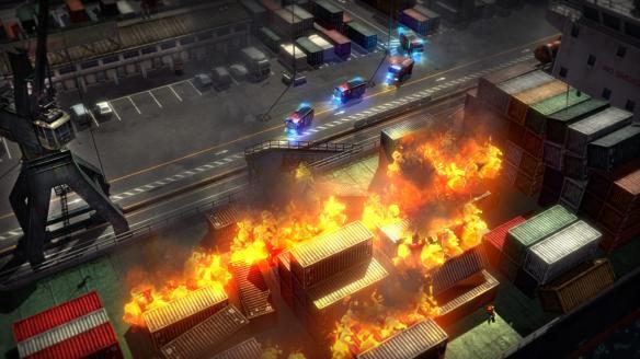 《救援行动2:全职英雄》游戏截图3