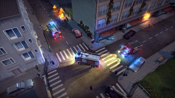 《救援行动2:全职英雄》游戏截图4