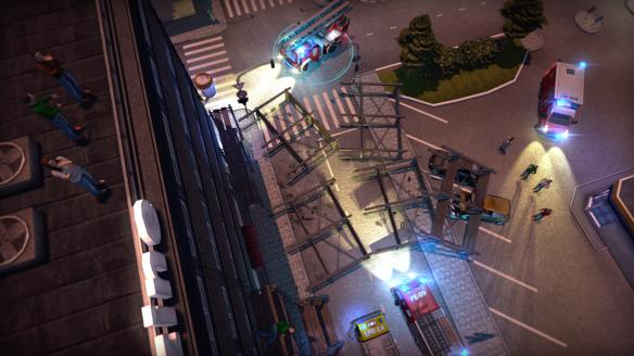 《救援行动2:全职英雄》游戏截图5