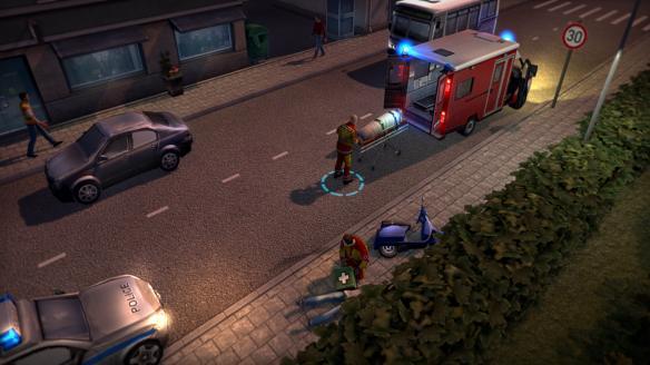 《救援行动2:全职英雄》游戏截图7