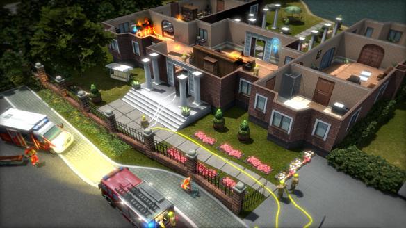 《救援行动2:全职英雄》游戏截图8