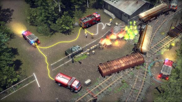 《救援行动2:全职英雄》游戏截图9