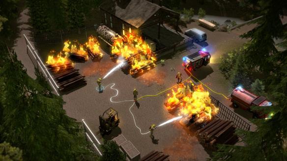 《救援行动2:全职英雄》游戏截图10