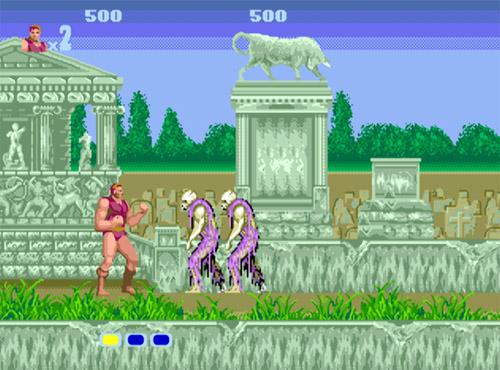 《世嘉创世经典合集》游戏截图