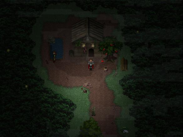 《泰拉女行者》游戏截图