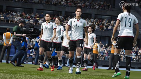 《FIFA 16》游戏截图