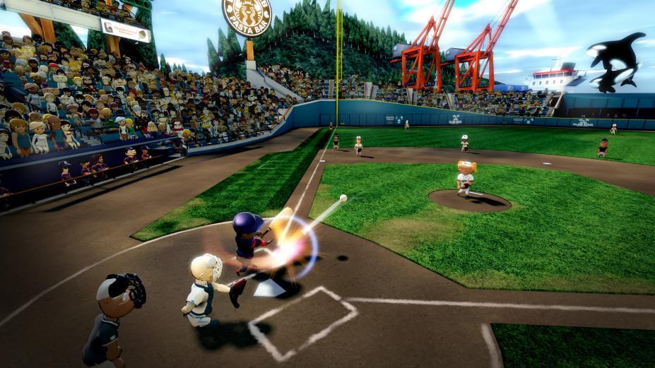 《超级棒球:加时赛》游戏截图