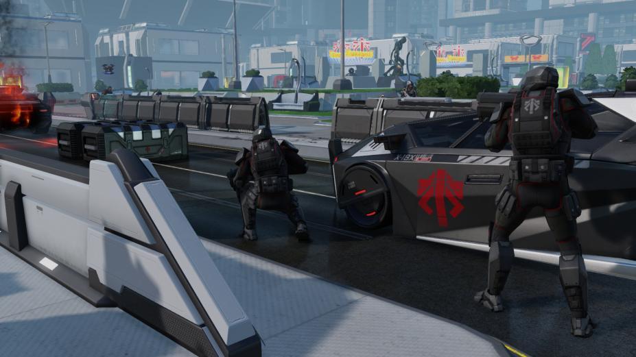 《幽浮2》游戏截图