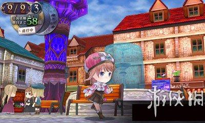 《阿兰德的炼金术士:新萝萝娜的工作室-起始物语》游戏截图