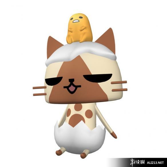 《怪物猎人日记-暖洋洋猫猫村dx》游戏截图