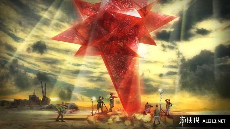 《絕對迎擊戰爭》游戲截圖-3
