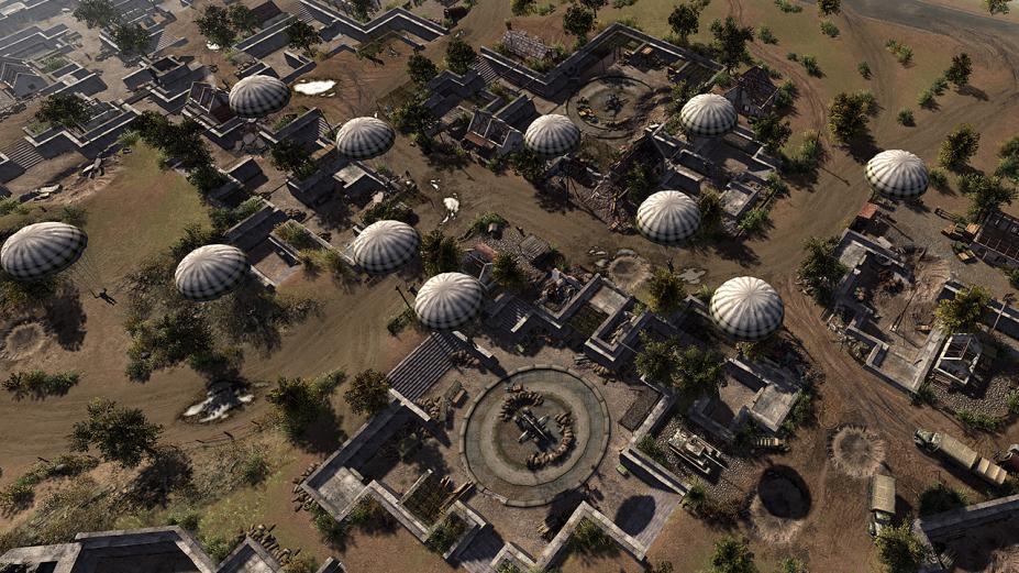 《战争之人:突击小队2》空降截图