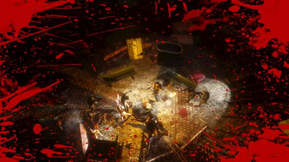 《肉食之地》游戏截图