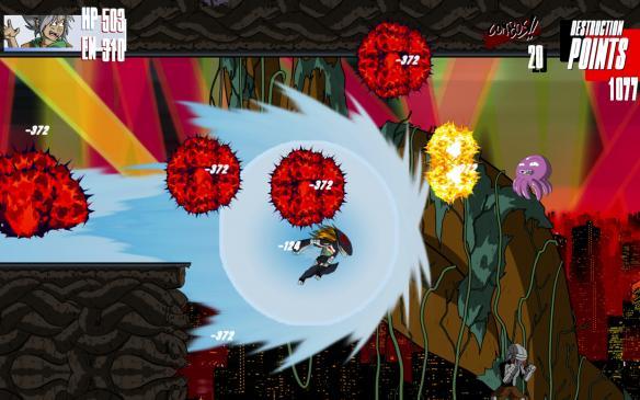 《死亡海盗》游戏截图