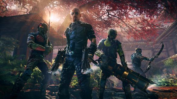 《影子武士2》游戏截图