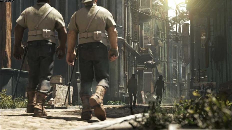 《羞辱2》游戏截图