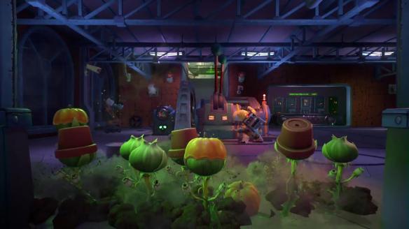 《植物大战僵尸:花园战争2》游戏截图-4