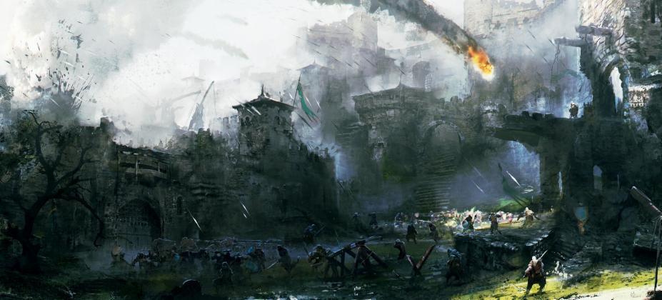 《荣耀战魂》游戏截图1