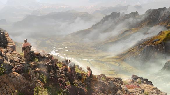 《地平线:黎明时分》游戏截图-45