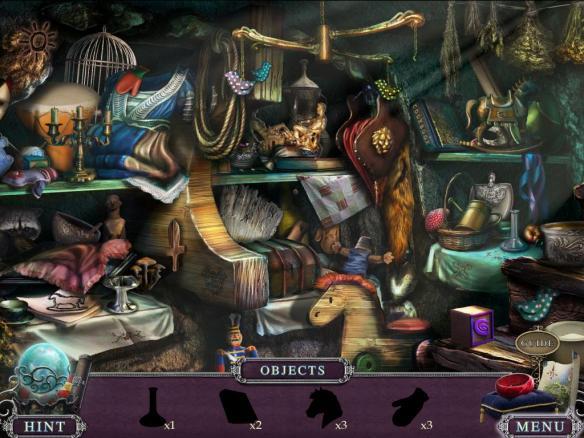 《被遗忘的王国:红宝石戒指》游戏截图
