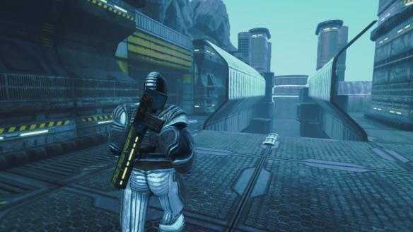 《机器人学》游戏截图
