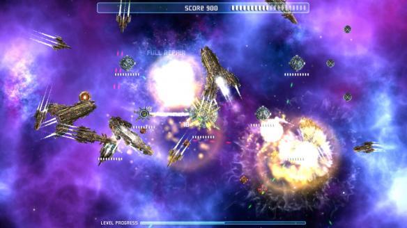 《星际围墙》游戏截图