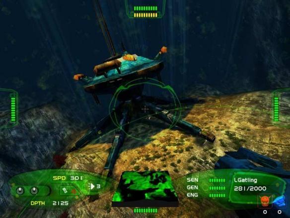 深海惊魂 Aquanox英文版游戏是由Nordic Games制作发行的PC平台动作射击类游戏。   游戏的主题是在海洋深处发生的一幕幕近似于神话的战争,在游戏中玩家扮演的是福林特(Flint)潜艇上尉,他通过自己的勇气和才智在万米的深海中与各种怪物纠缠。游戏中的对手会是庞大的海洋生物、身型怪异的海洋原生人、以及诡异多变的其他派别的军队等四十多种不同的敌人。 安装说明 开始游戏或者解压缩游戏时候注意关闭杀毒软件,防止误杀免DVD文件。 1.
