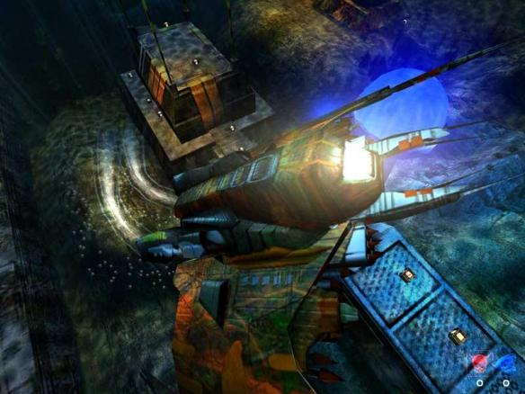 深海惊魂1+2 Aquanox英文版游戏是由Nordic Games制作发行的PC平台动作射击类游戏。   游戏的主题是在海洋深处发生的一幕幕近似于神话的战争,在游戏中玩家扮演的是福林特(Flint)潜艇上尉,他通过自己的勇气和才智在万米的深海中与各种怪物纠缠。游戏中的对手会是庞大的海洋生物、身型怪异的海洋原生人、以及诡异多变的其他派别的军队等四十多种不同的敌人。 安装说明 1).