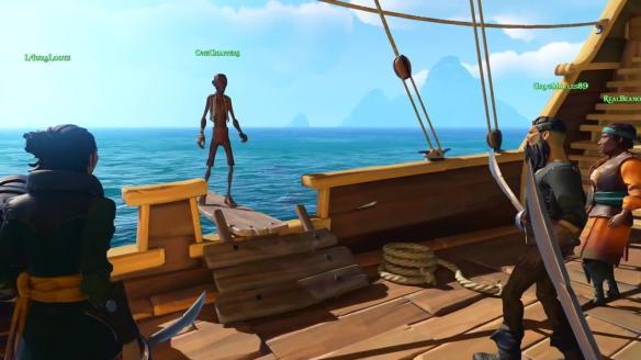 《海贼》游戏截图