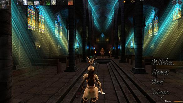 《女巫,英雄与魔法》游戏截图