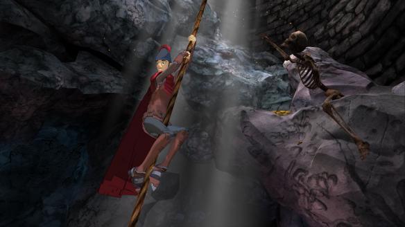 《国王密使》游戏截图