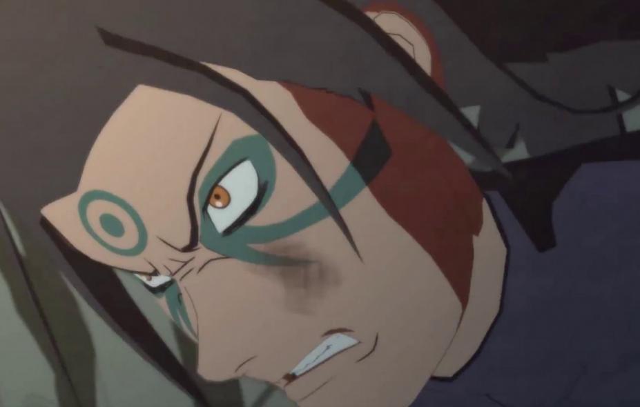 《火影忍者:究極忍者風暴4》高清截圖