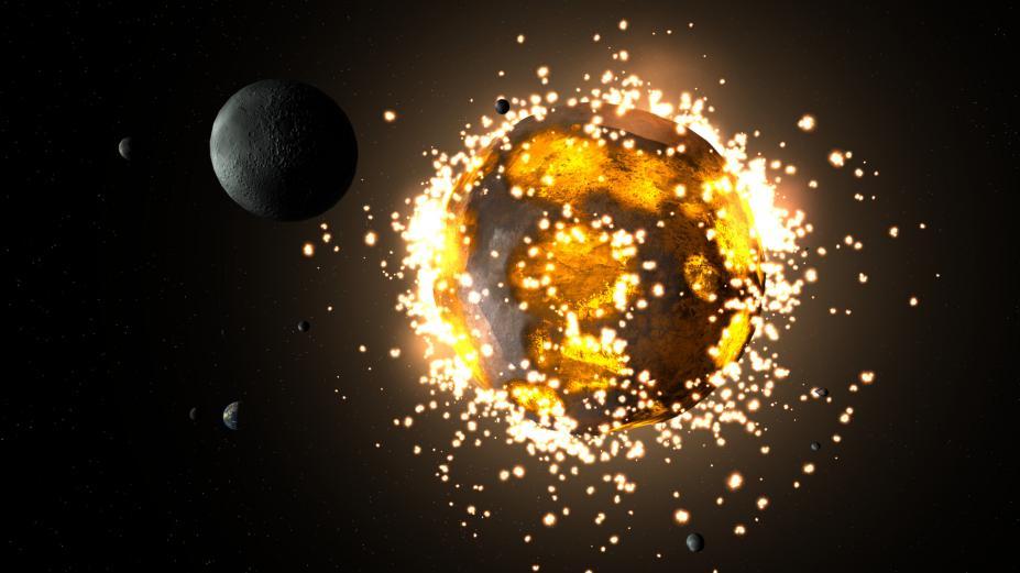 《宇宙模拟沙盘二次方》游戏截图