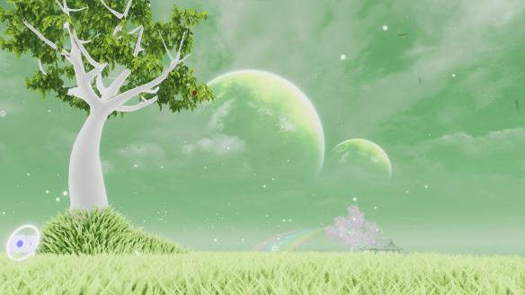 《妮可:穿越梦想》游戏截图