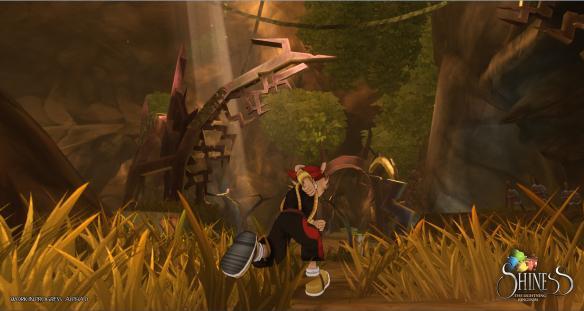《亮晶晶:闪闪王国》游戏截图