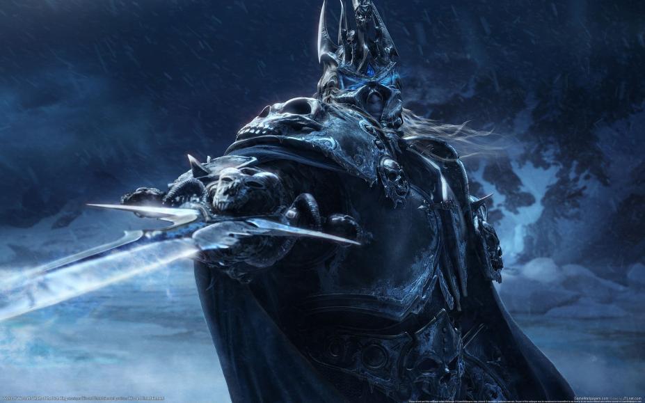 魔兽巫妖王之怒_《魔兽世界:巫妖王之怒》高清壁纸