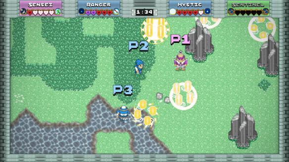 《全职大乱斗2》游戏截图2