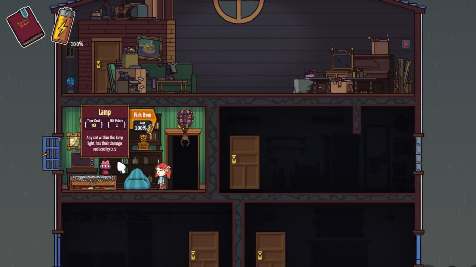 《喵堡垒》游戏截图