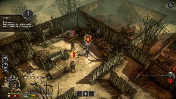 《冷酷西部》游戏截图