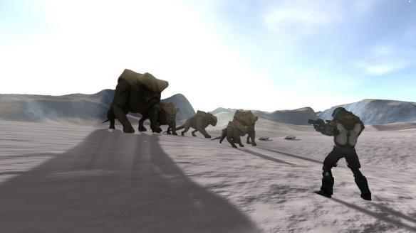 《帝国霸业-银河生存》游戏截图