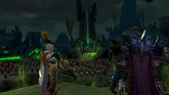 《魔兽世界:军团再临》游戏截图4