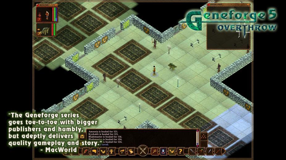 《基因制造5》游戏截图