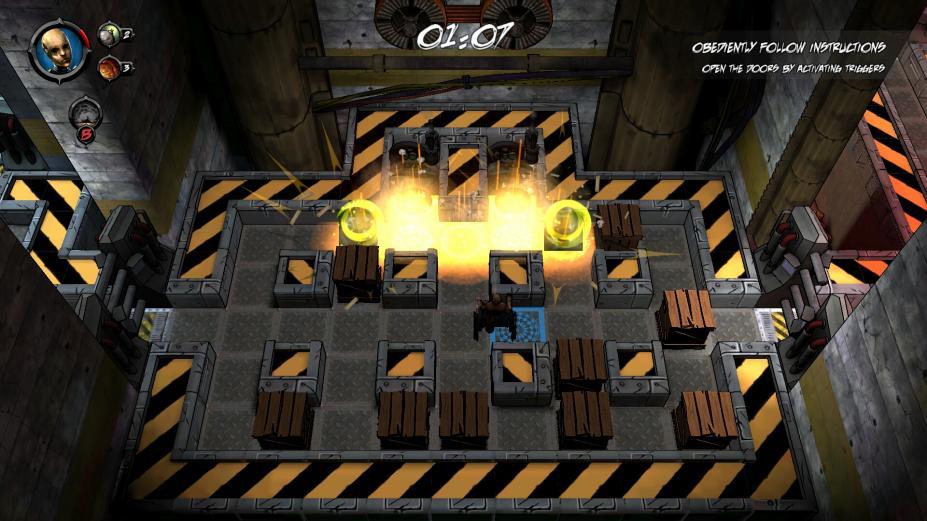 《黑化炸弹人》游戏截图