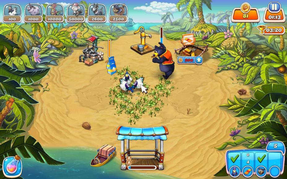 《疯狂农场:起航》游戏截图